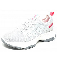 DOCKERS - Sneaker - weiß/ neon pink