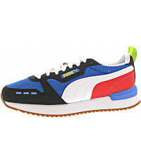 PUMA - Puma R78 Jr - Sneaker - palace blue-black-white