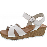 Paul Green - Sandalette - WHITE/OFFW
