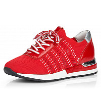 REMONTE - Sneaker - flamme silber rot