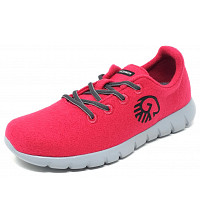 GIESSWEIN - Merino Runner - Sneaker - rubin pink