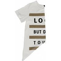 LAUFSTEG MÜNCHEN - T-Shirt Damen - weiß
