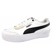 PUMA - Carina Lift - Sportschuh - white