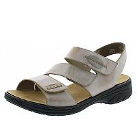 RIEKER - bequeme Sandale - beige