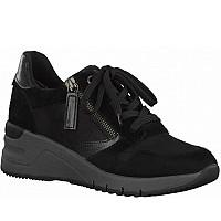 tamaris - Sneaker - schwarz