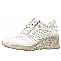 MUSTANG - Sneaker - white