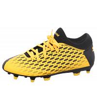 PUMA - Future 5.4 FG/AG Jr - Fußballschuhe - gelb