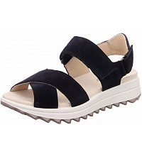 LEGERO - Sandale - schwarz