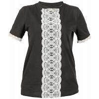 LAUFSTEG MÜNCHEN - T-Shirt Damen - schwarz