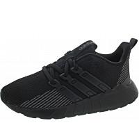 ADIDAS - Questar Flow K - Sneaker - cblack/cblack/gresix