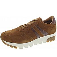 TAMARIS - Sneaker - COGNAC/CROCO