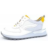 WALDLÄUFER - Memphis - Sneaker - weiß sonne