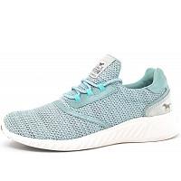 MUSTANG - Sneaker - mintgrün