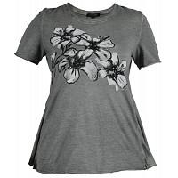 LAUFSTEG MÜNCHEN - T-Shirt Damen - grau