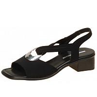 REMONTE - Sandalette - schwarz