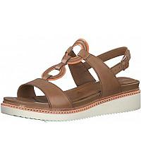 TAMARIS - Sandalette - braun
