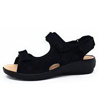 LEGERO - Gorla - Sandale - schwarz