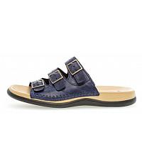 GABOR - Pantolette - blau