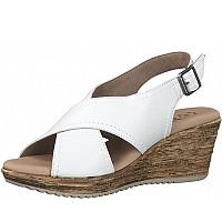 JANA - Sandalette - weiß