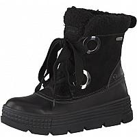 TAMARIS - Stiefel - schwarz