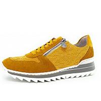 RIEKER - Sneaker - mais/gelb-silber