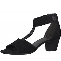 JANA - Sandalette - schwarz