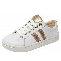 GEOX - Sneaker - white-rosegold