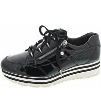 TAMARIS - Sneaker - BLACK PATENT