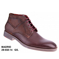 LLOYD - Madrid braun kombi. - Chelsea Boot - T.D.MORO/NOUGAT