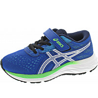 ASICS - Pre Excite 7 PS - Sportschuh - blue-white