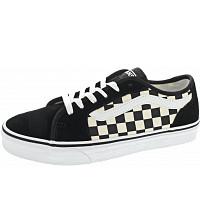 VANS - Filmore Decon - Sneaker - black-white