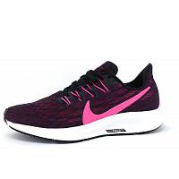 NIKE - Air Zoom Pegasus - Sportschuh - black/pink