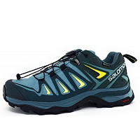 SALOMON - X Ultra 3 W - Wanderschuh - artic