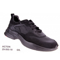 LLOYD - Acton schwarz GS - Sneaker - SCHWARZ