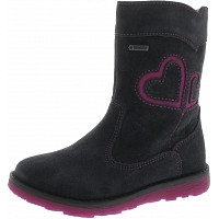 SUPERFIT - Emma - Stiefel - CHARCOAL MULTI