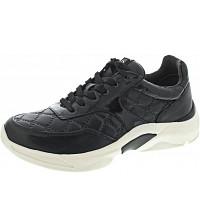 Tamaris - Sneaker - BLACK EMB/PAT