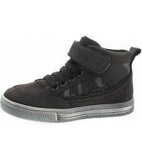 RICHTER - Sneaker - steel/black