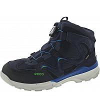 ECCO - Urban Hiker - Stiefel - BLACK/NIGHT SKY/NIGH