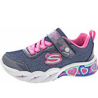 SKECHERS - Sweetheart Lights Shimmer - Sneaker - nvmt