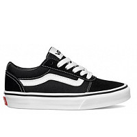 VANS - Ward - Sneaker - black/ white
