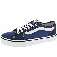 Vans - Filmore Decon - Sneaker - dress blue/tr navy
