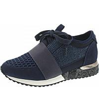 LA STRADA - Sneaker - lycra blue