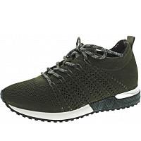 LA STRADA - Sneaker - kaki knitted