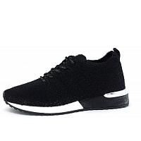 LA STRADA - Sneaker - black/silver
