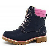 TOM TAILOR - Stiefelette - navy