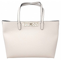 GUESS - GUESS Uptown Chic - Tasche - stone silver