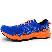 ASICS - Fuji Rabuco Lyte - Sportschuh - blue/orange