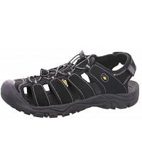 GEKA - Sandalen - schwarz