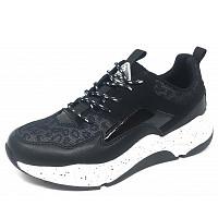 BULLBOXER - Bullboxer - Sneaker - BLACK GRAU