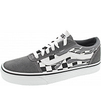 VANS - Ward - Sneaker - pewter-white